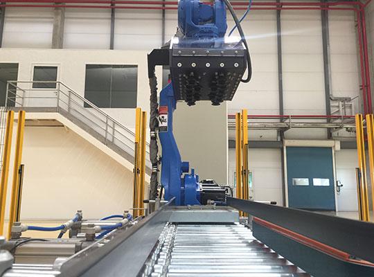 Garra para Robô Industrial